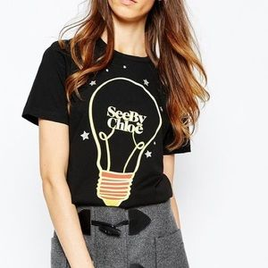 See by Chloe lightbulb T